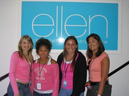 Ellen interns