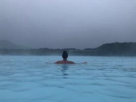 Kelli Blue Lagoon Iceland