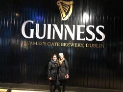 Michelle & I in Ireland