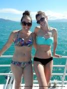 Michelle & I in Australia: Great Barrier Reef