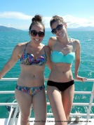 Michelle & I in Australia: Great Barrier Reef